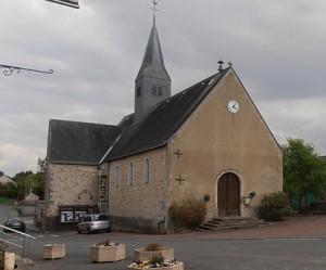 Église de Ligron