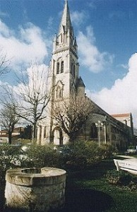 église catholique La tremblade