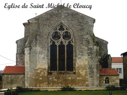 Église de Saint-Michel-le-Cloucq